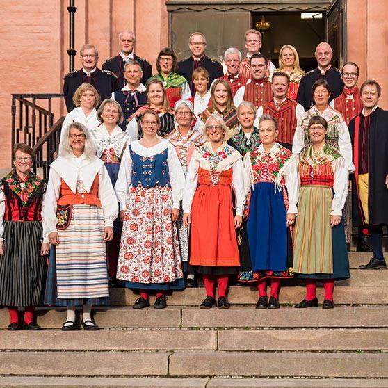 """""""Musikgudstjänst med Falu kammarkör"""""""