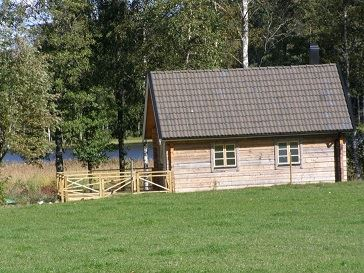 Landshövdingen inviger Örsbyholms byastuga