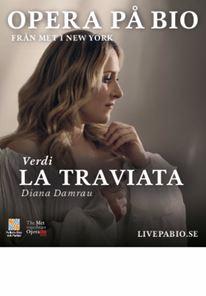 Metropolitan opera  2018 La Traviata direktsänd på bio