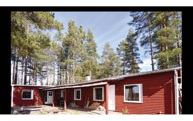 Hagfors - 4 bedrooms (3 double beds and 1 bunk bed) - 5076
