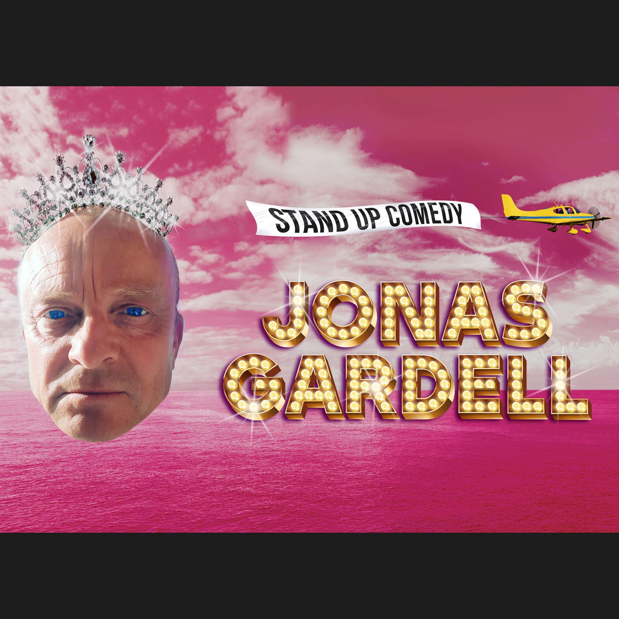 Jonas Gardell – Stand-Up Comedy