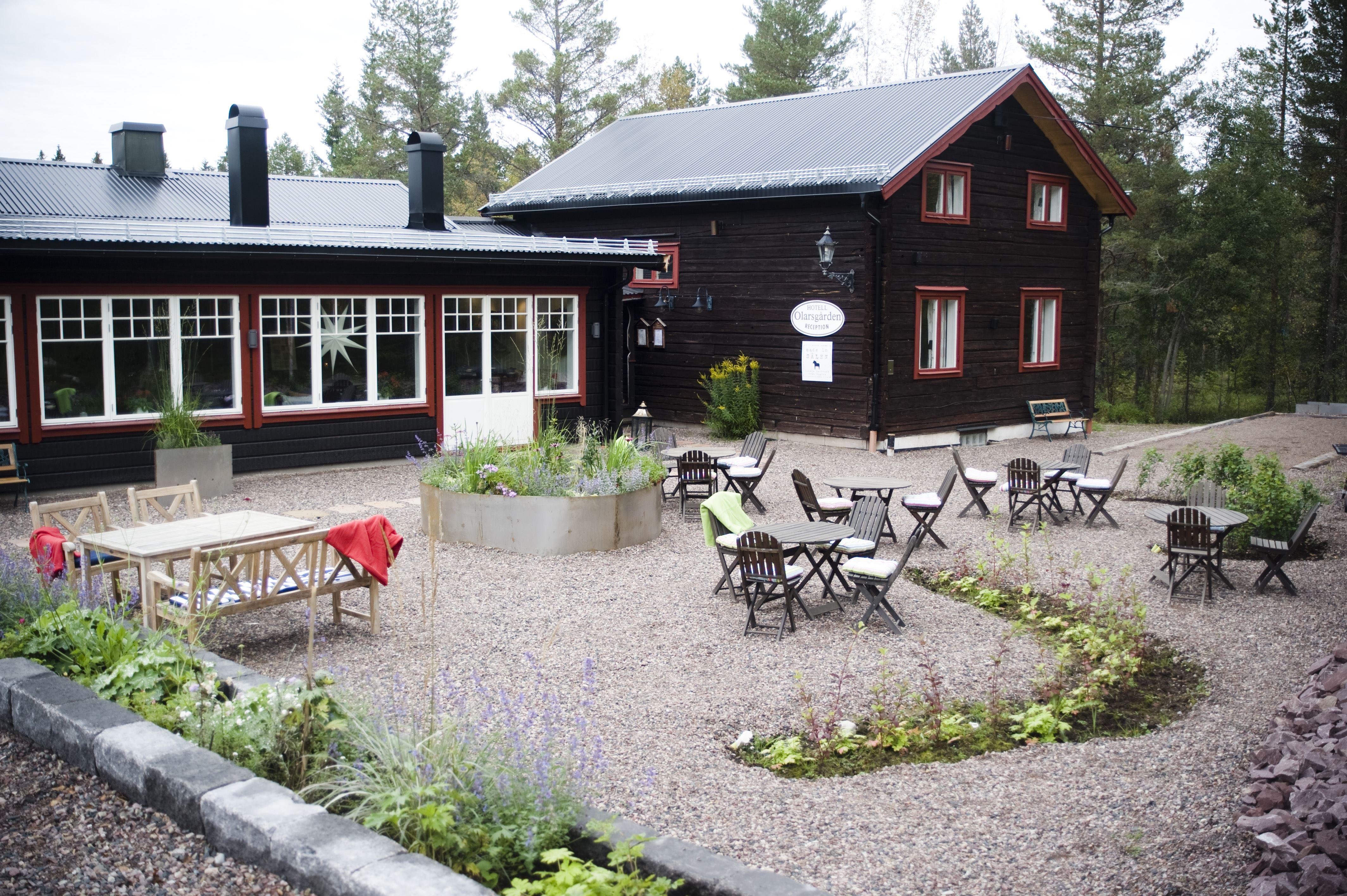 Olarsgården Hotell och restaurang