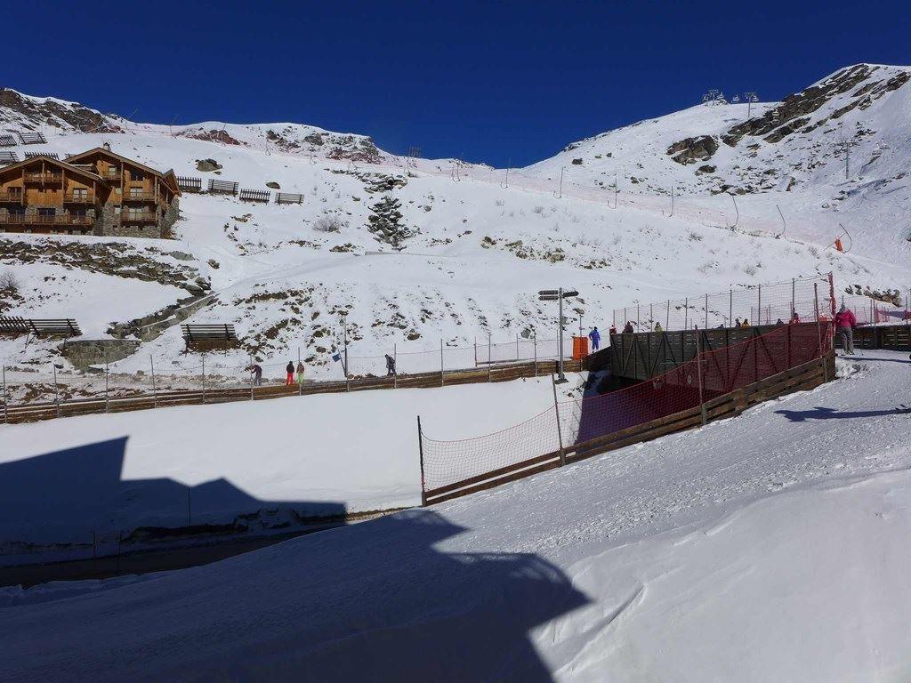 ROCHE BLANCHE 129 / STUDIO 2 PERSONS - 1 BRONZE SNOWFLAKE - ADA