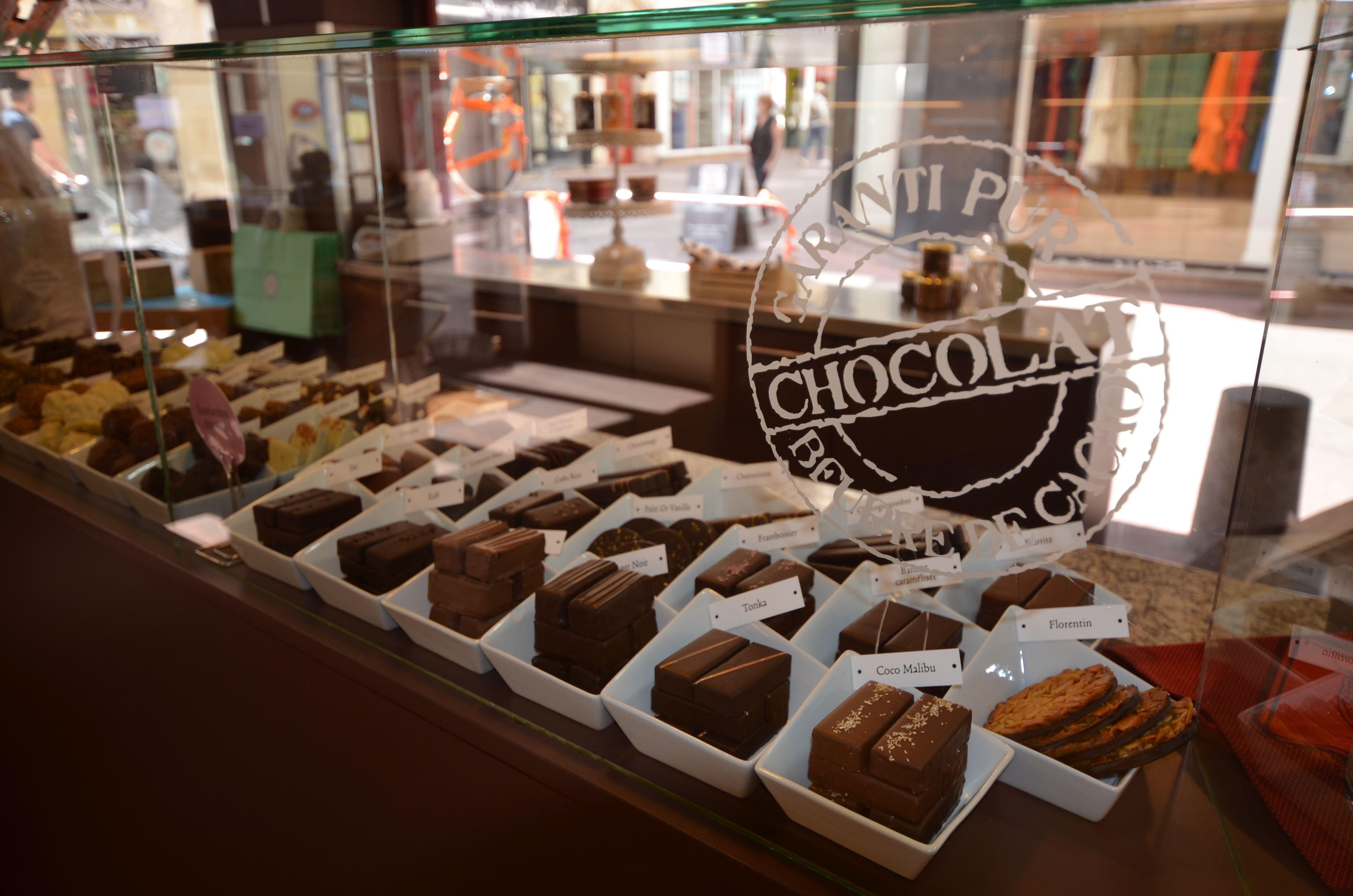 L'apprenti chocolatier - Nouveau !