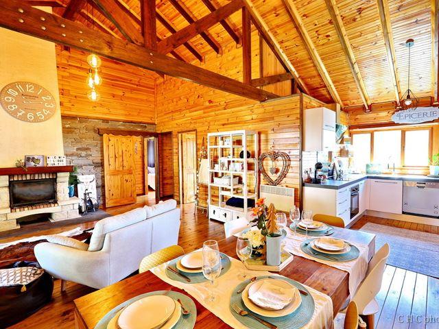 Lodge les Eglantines ****