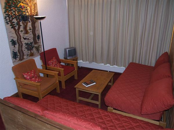 TROIS VALLEES 1102 / APARTMENT 4 ROOMS 8 PERSONS - 3 SILVER SNOWFLAKES - VTI
