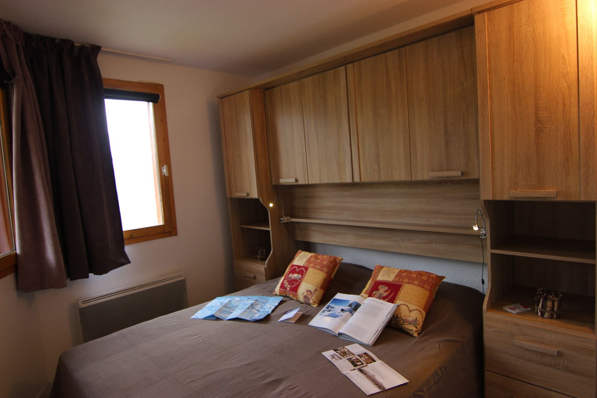 TEMPLES DU SOLEIL NAZCA H7-8 / APARTMENT 4 ROOMS 8 PERSONS - VTI