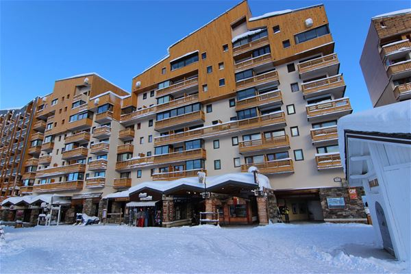 VANOISE 677 / APARTMENT 2 ROOMS CABIN 4 PERSONS - 2 BRONZE SNOWFLAKES - VTI