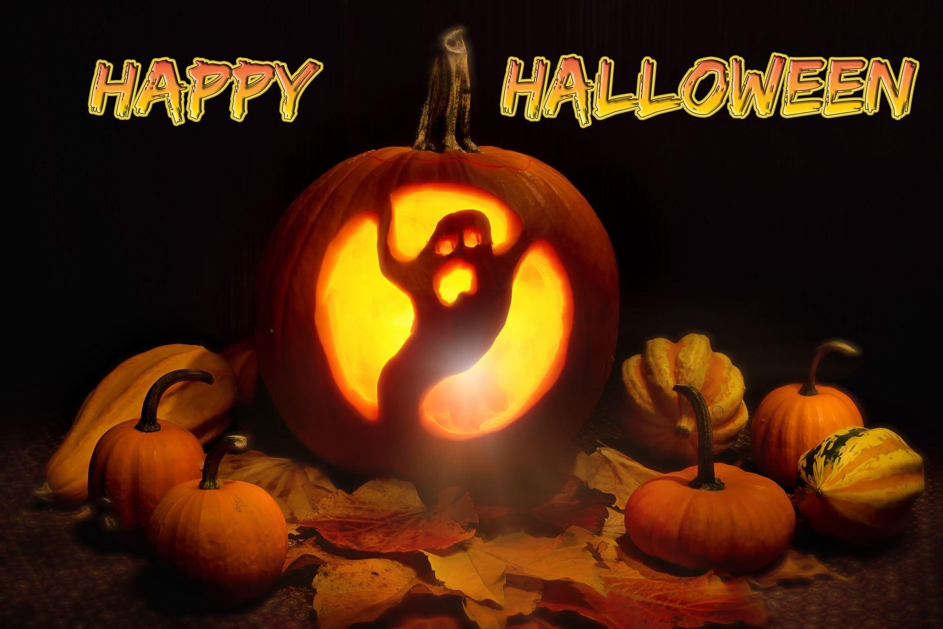 © Pixabay, Halloweendisco på Hotell Älvdalen