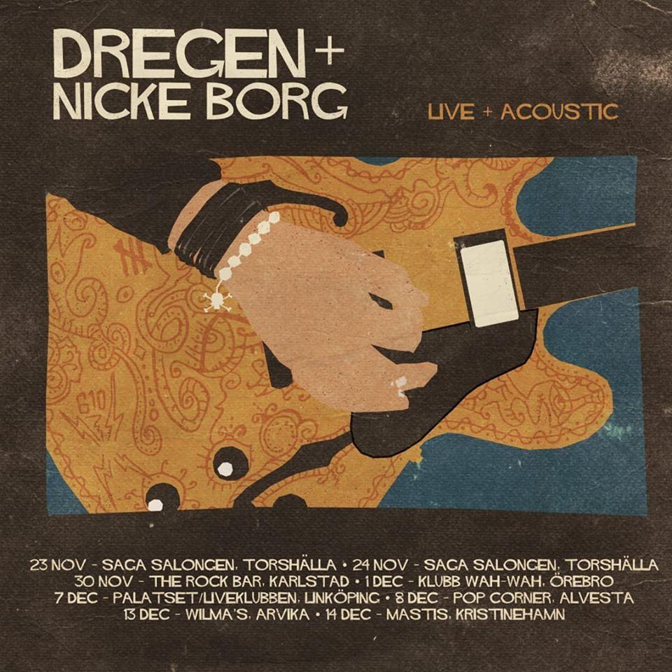 Dregen & Nicke Borg