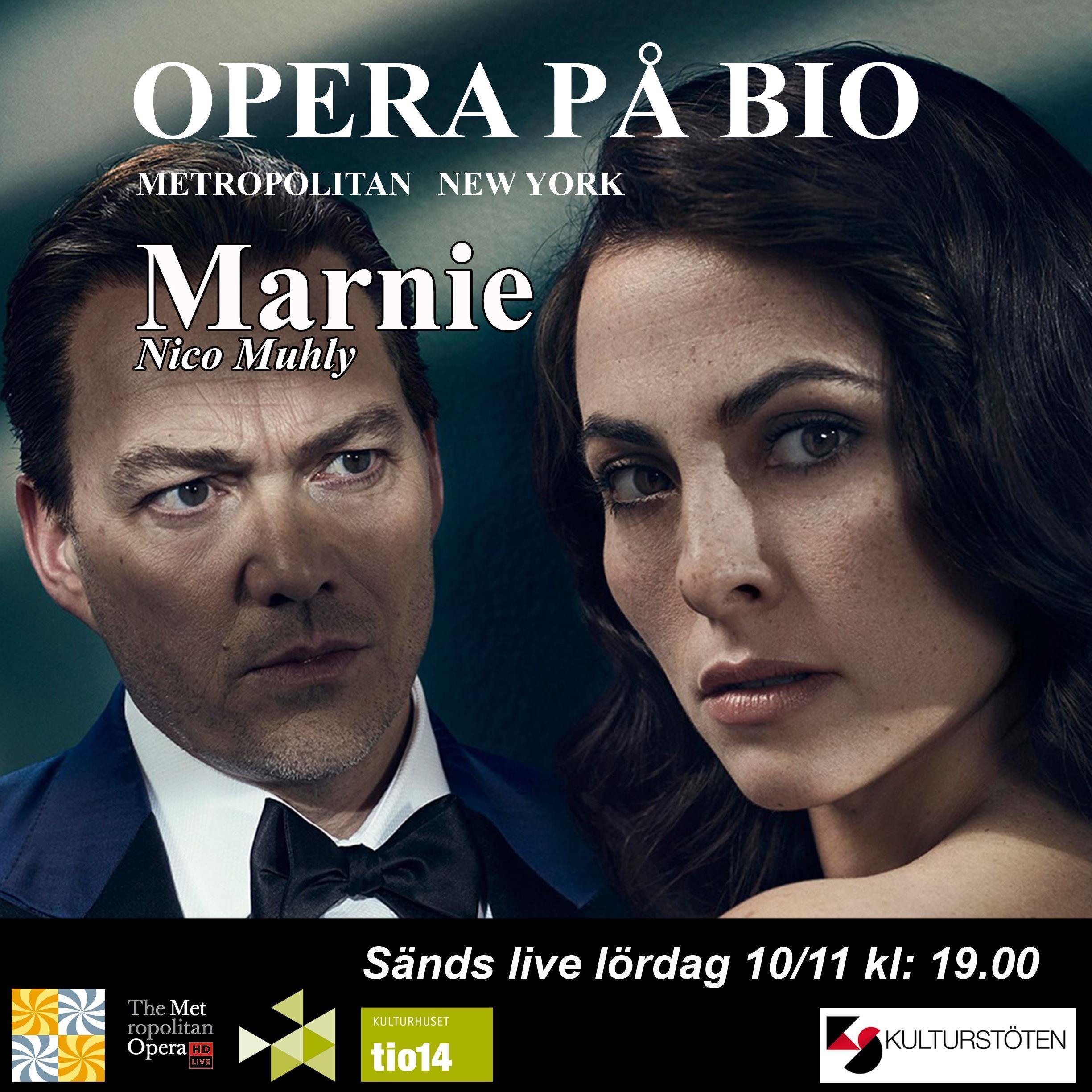 Opera på bio - Marnie