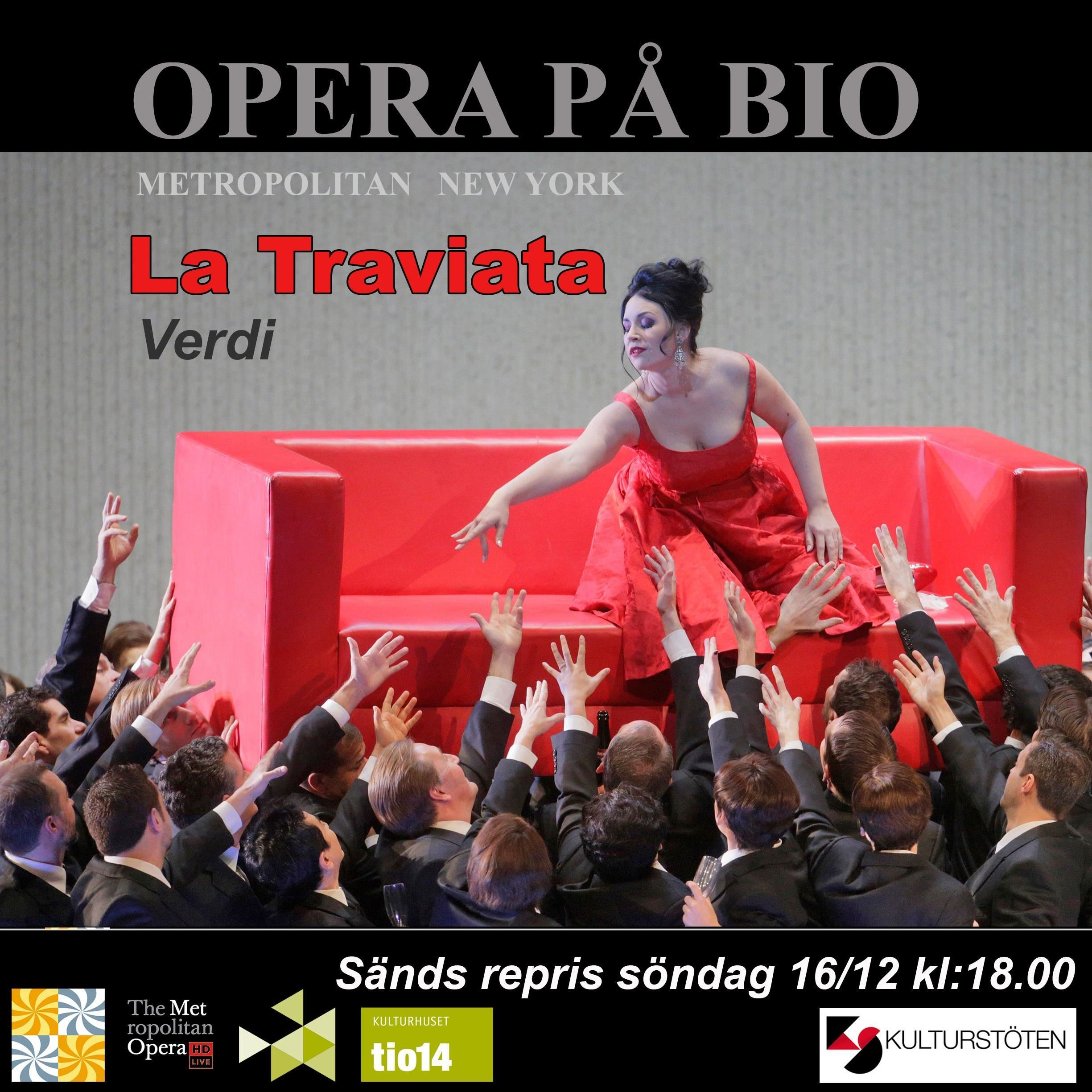 Opera på bio - La Traviata