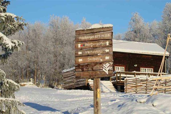 Funäs Ski Lodge