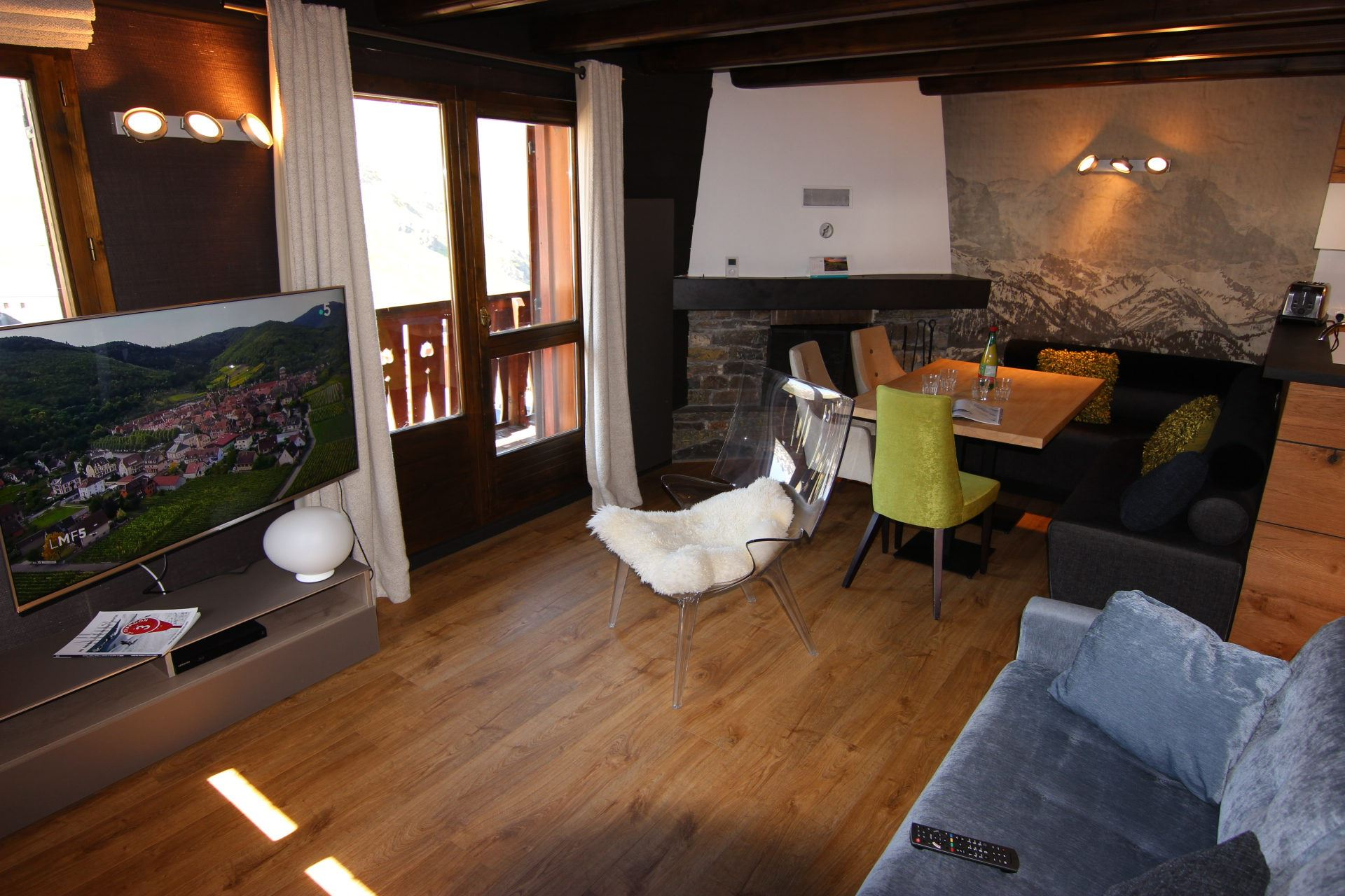 CHALET EMERAUDE 2 / 3 ROOMS 6 PERSONS - 3 GOLD SNOWFLAKES - VTI