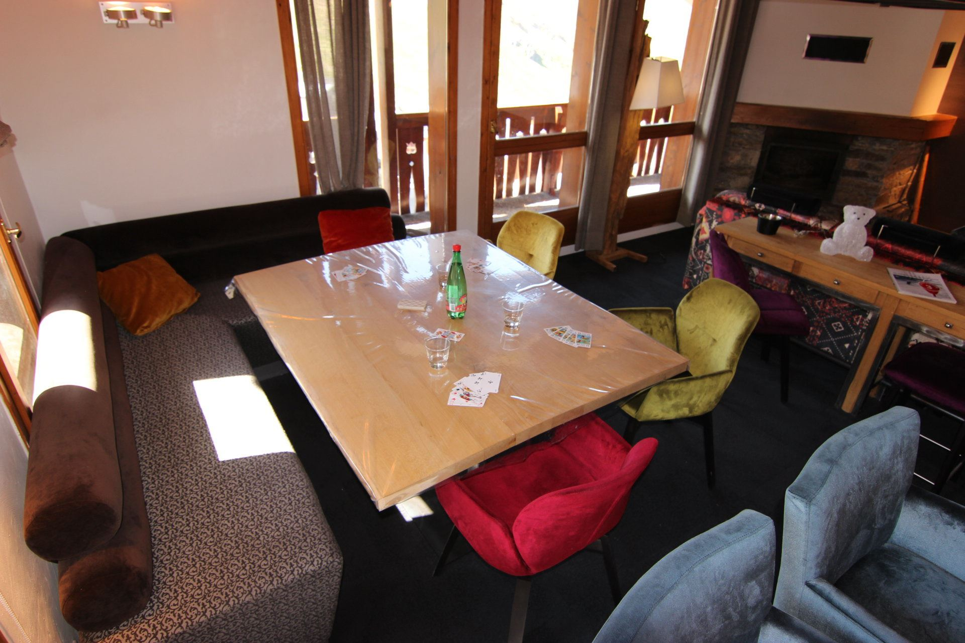 CHALET EMERAUDE 5 / 4 ROOMS 8 PERSONS - 3 GOLD SNOWFLAKES - VTI