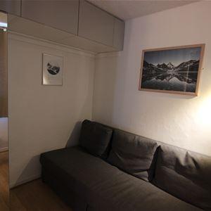 LAUZIERES 111 / STUDIO CABIN 4 PERSONS - 1 BRONZE SNOWFLAKE - VTI