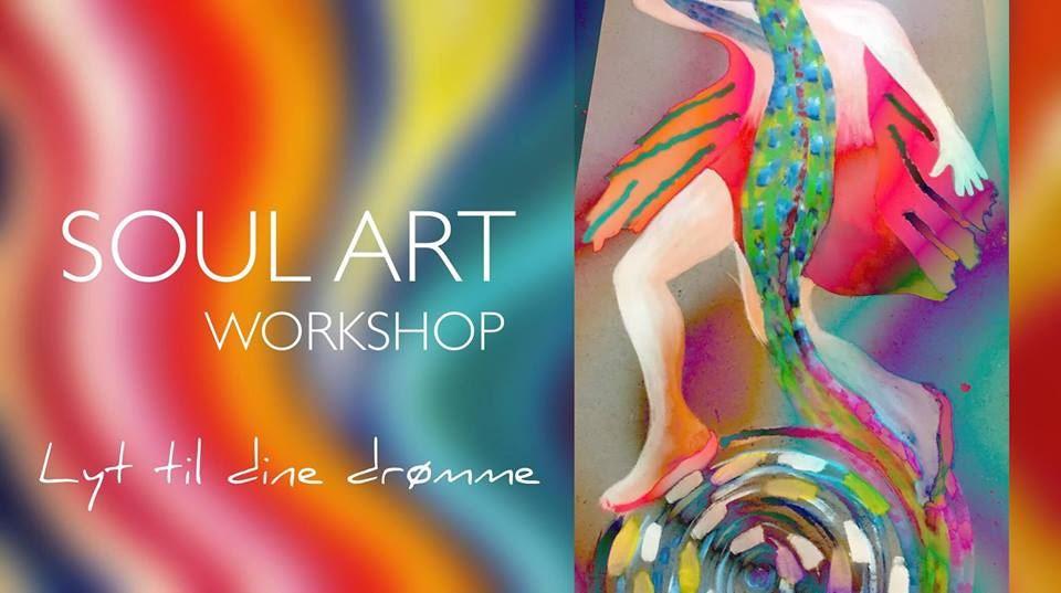Soul Art Male Workshop
