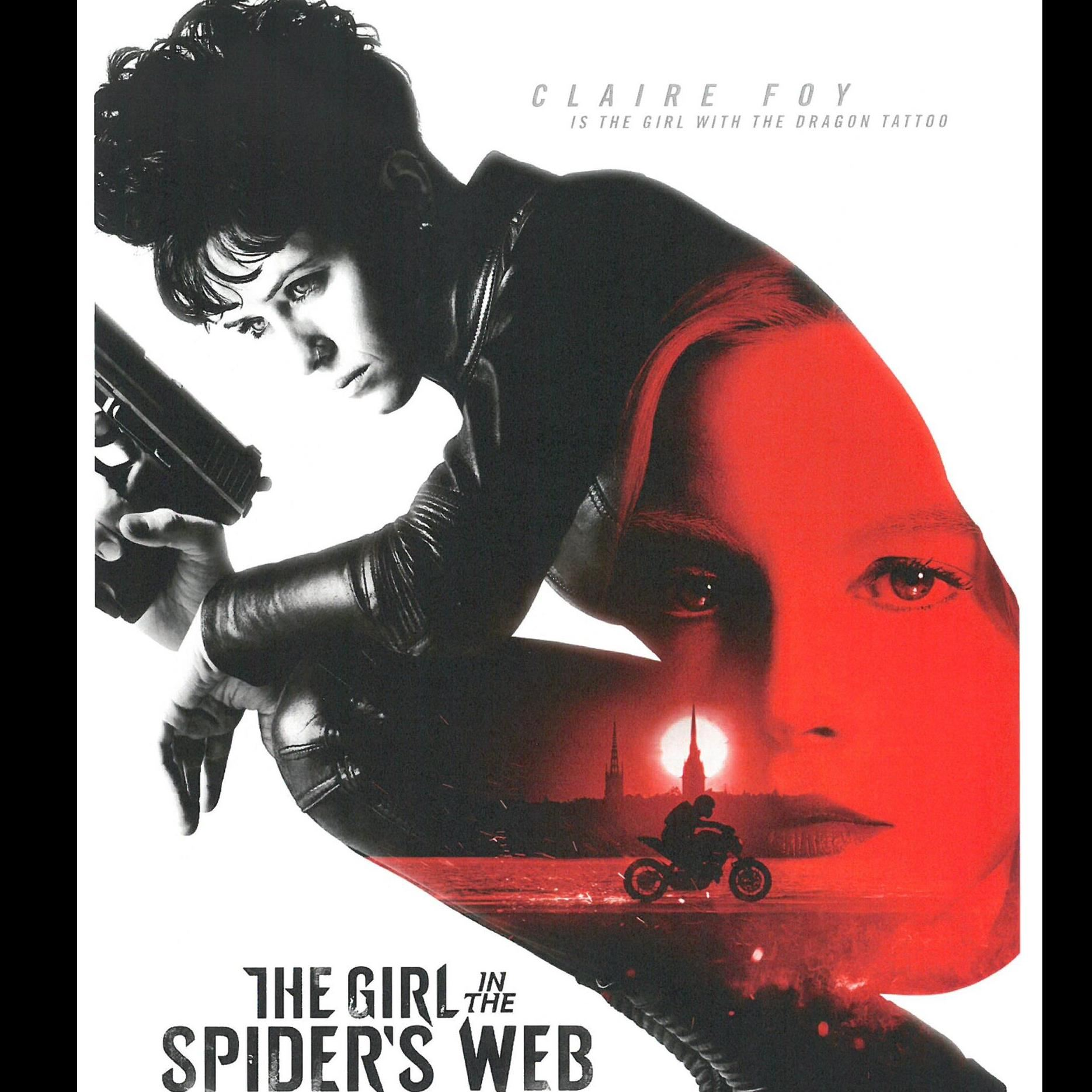 Bio - The Girl In The Spiders Web