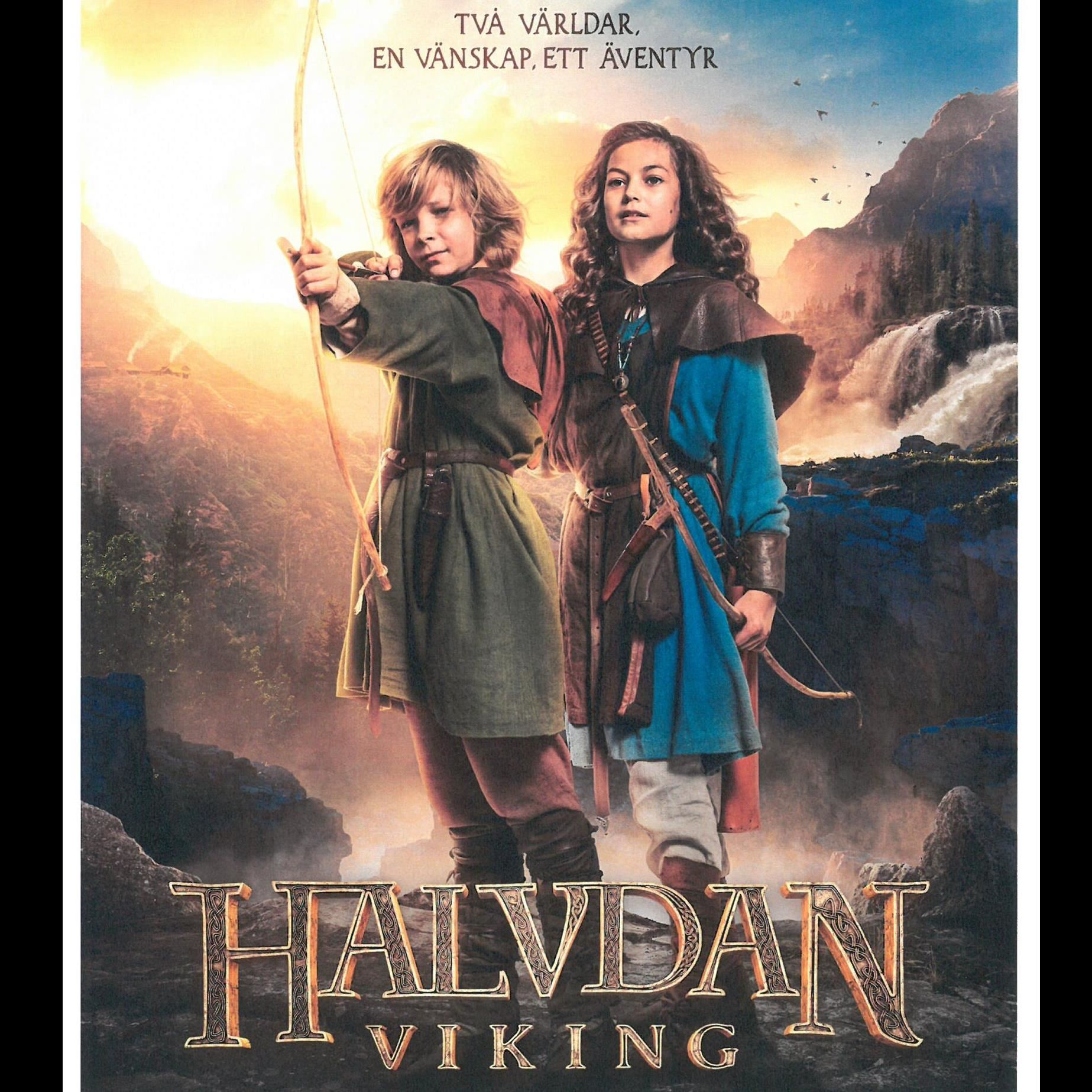 Biomatiné - Halvdan Viking (Sv.tal)