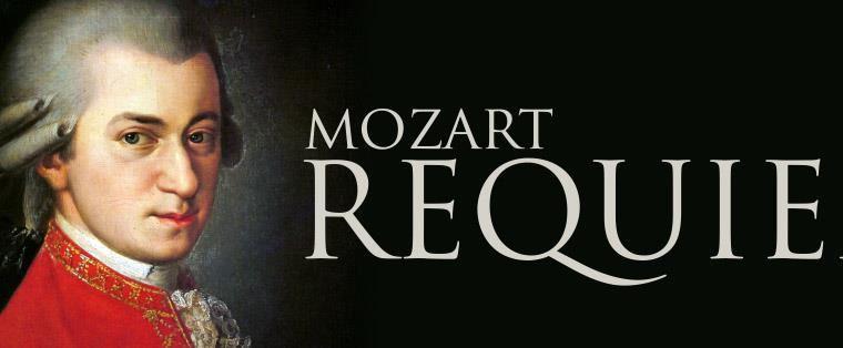 Konsert - Mozarts Requiem