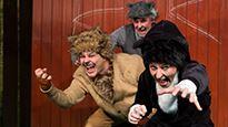 Klösiga katters klubb - barnteater från 3 år