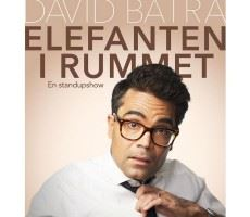 Standup show: David Batra - Elefanten i rummet
