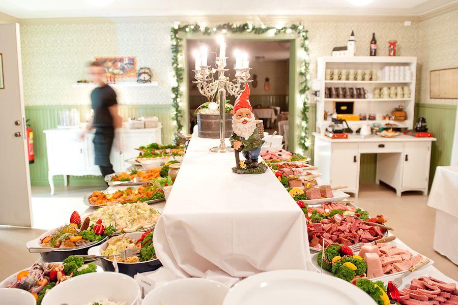 Julbord på Alfta Gästgiveri