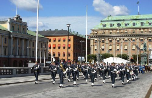 Kyrkokonsert Borlänge Musikkår