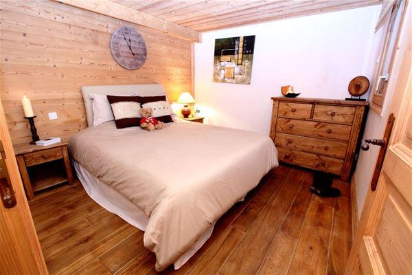 8 rooms 14 people / CHALET MITOYEN JARDIN DE ROSALIE B1 (mountain of dream)