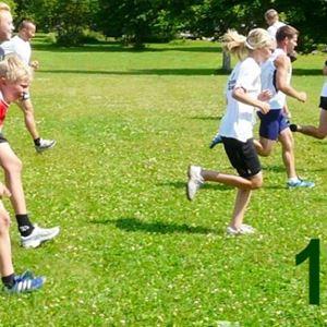 Running contest: Semesterloppet in Eckerö