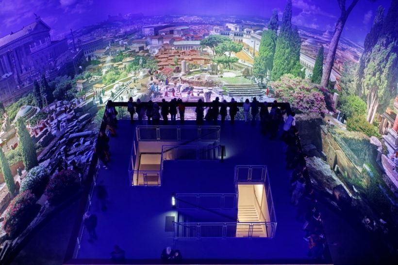Panorama XXL - ROME 312