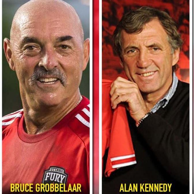 Två Liverpool Legender
