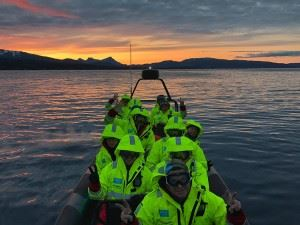 Fjord Cruise & Whale Safari with RIB - Arctic Expedition AS