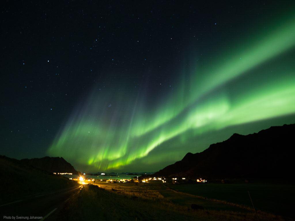 © Sveinung Johansen, Northern lights in Lofoten