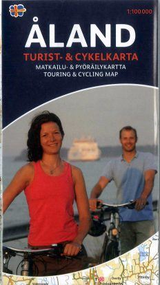Åland Touring & Cycling map