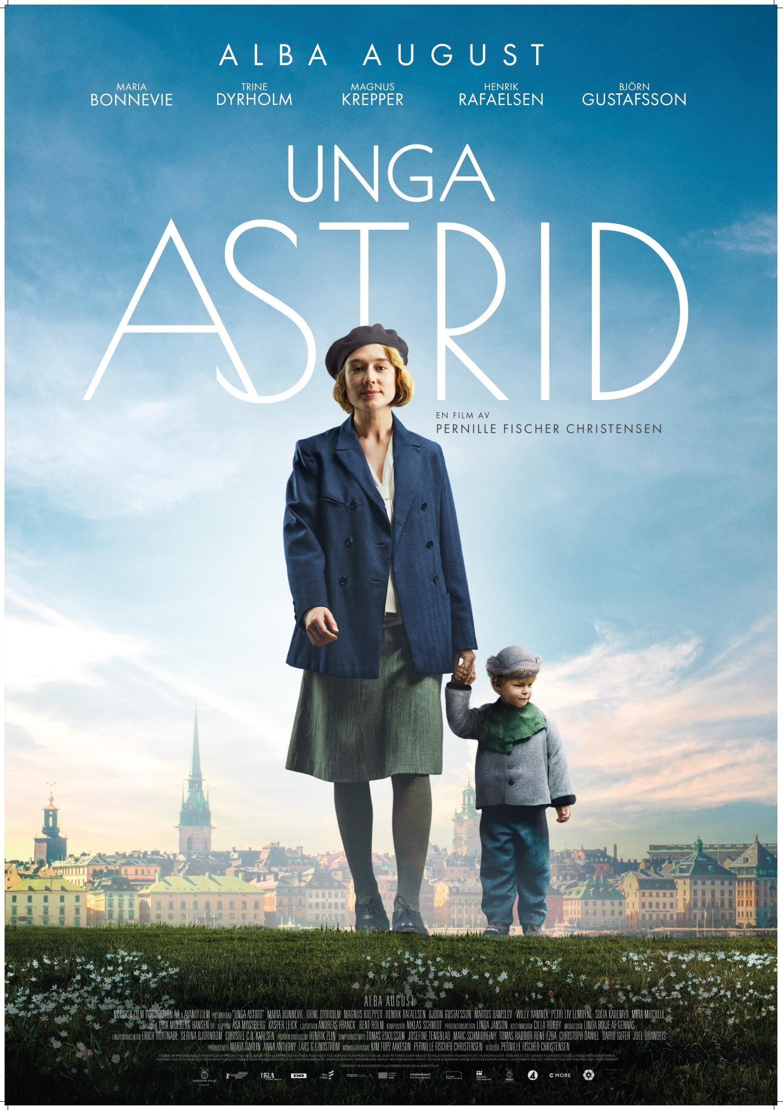 Medborgarhusbio - Unga Astrid