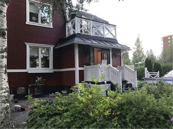 HV133 Extraordinary house near the Biathlon Arena