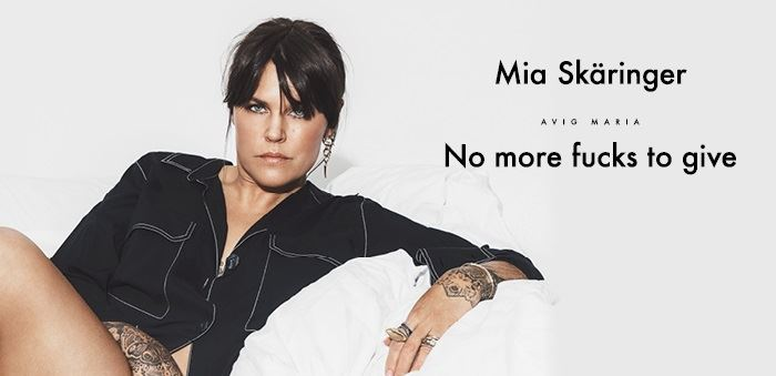 Emma Svensson, Mia Skäringer - Avig Maria - No more fucks to give