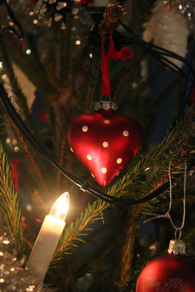 Weihnachten im Ljungby Museum