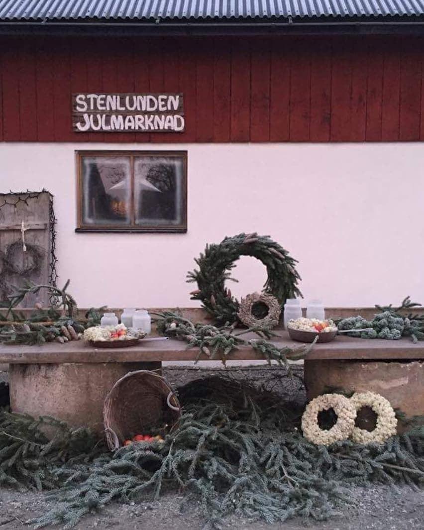 Stenlundens Weihnachtsmarkt