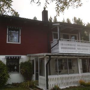 HV136 House in Brunflo
