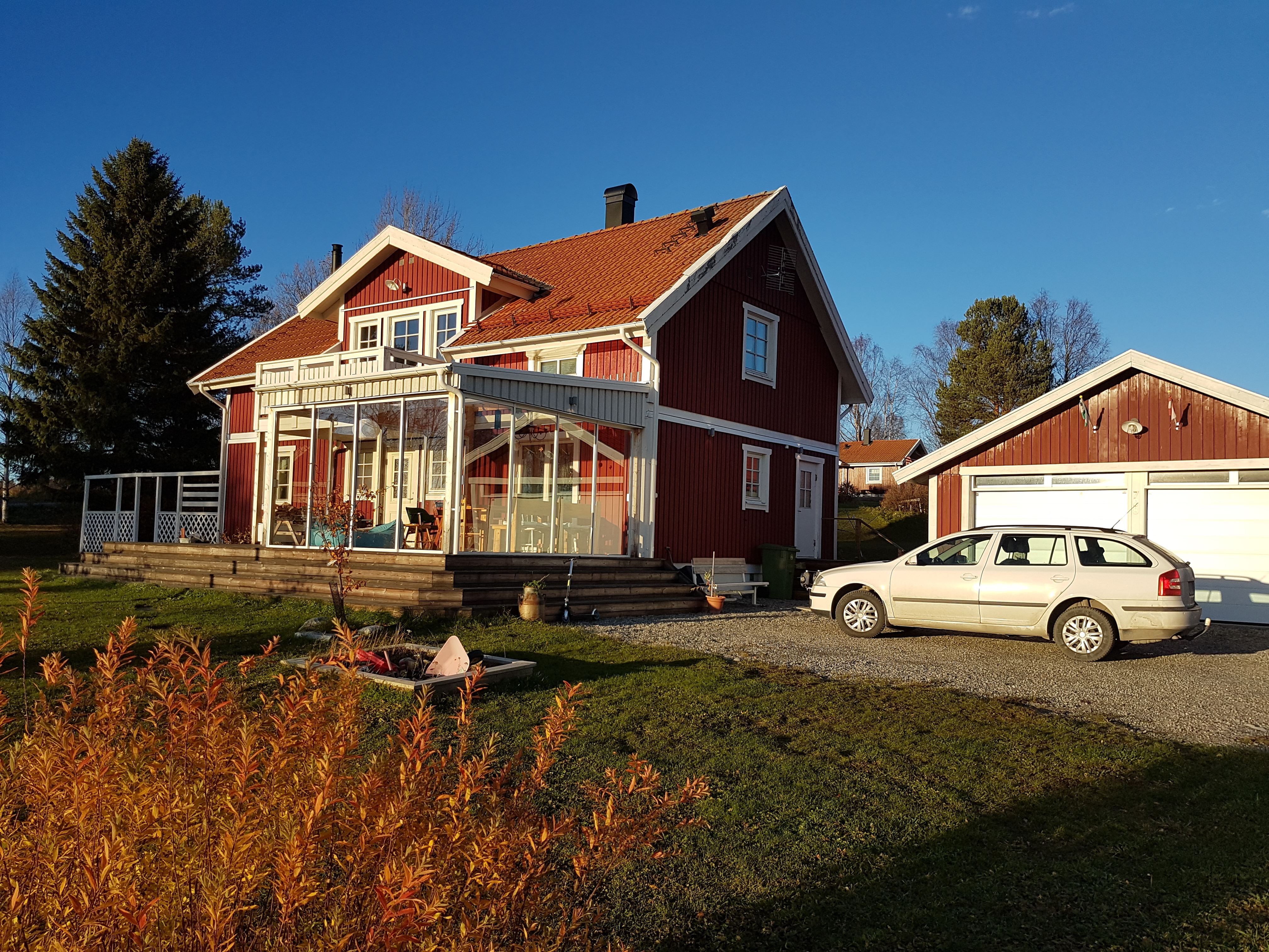 HL139 Villa med bastu