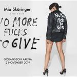 Mia Skäringer - No more f* to give