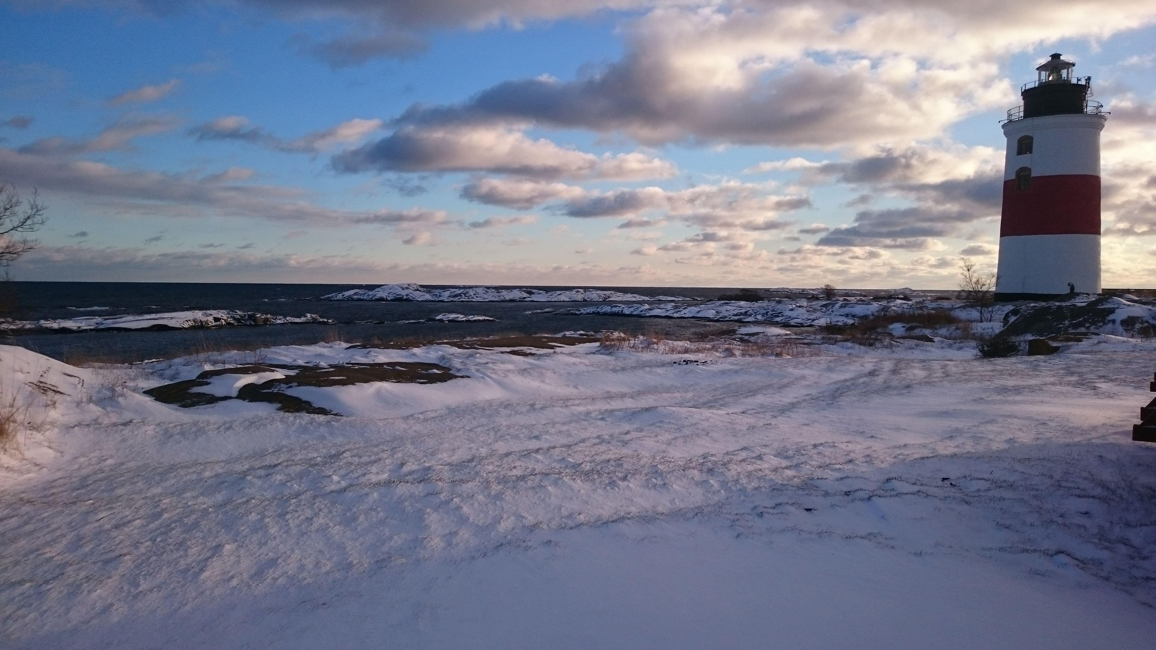 Vinteräventyr i ytterskärgården – Söderarm – 2 februari 2019
