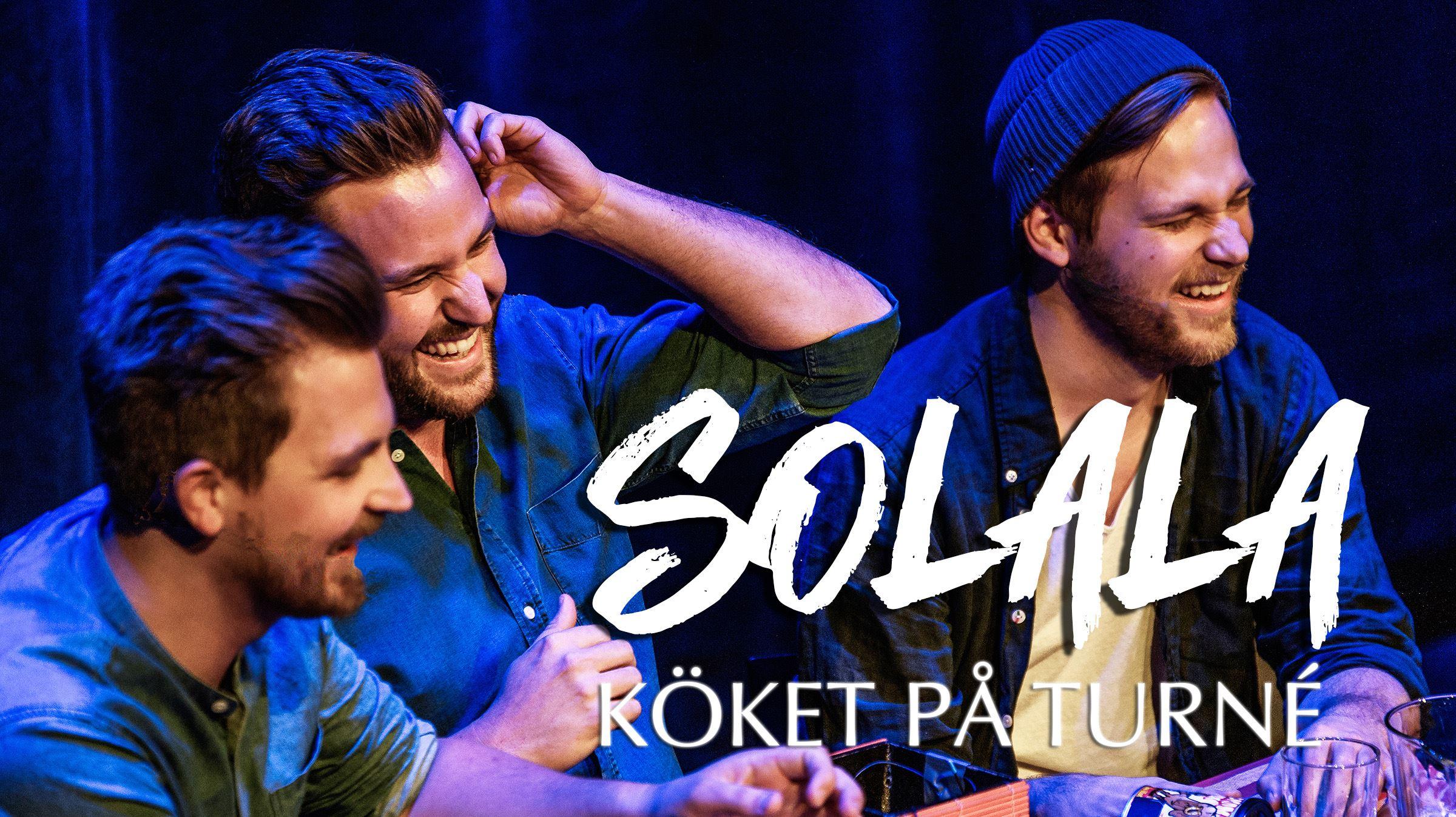 Solala - köket på turné