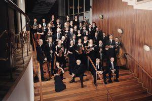 Julekoncert med Danmarks Underholdningsorkester i Maribo Domkirke