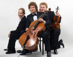 Brahms Tiro (Moskva) - koncert i Sognets Hus, Maribo