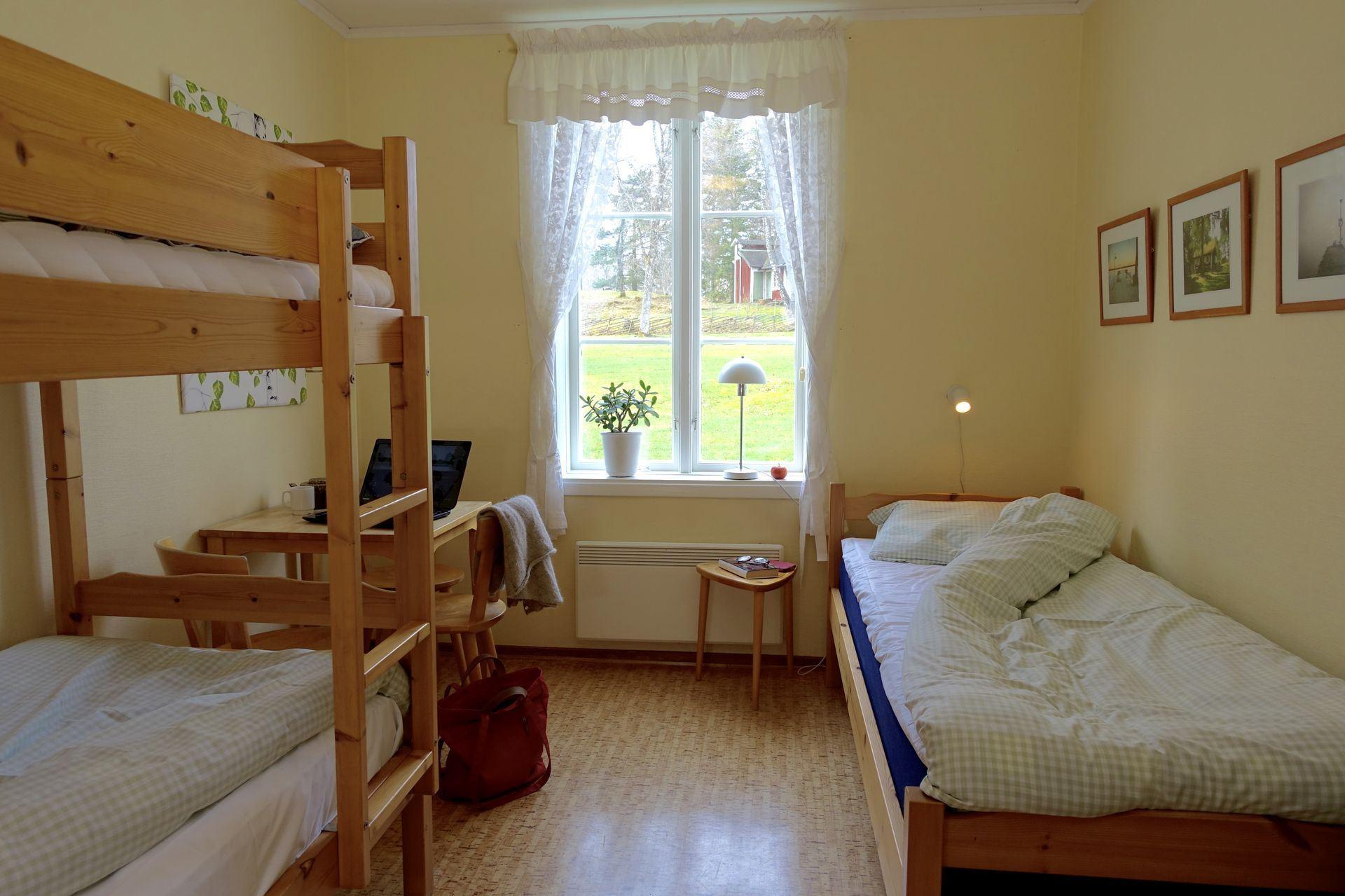 Växjö youth hostel Evedal