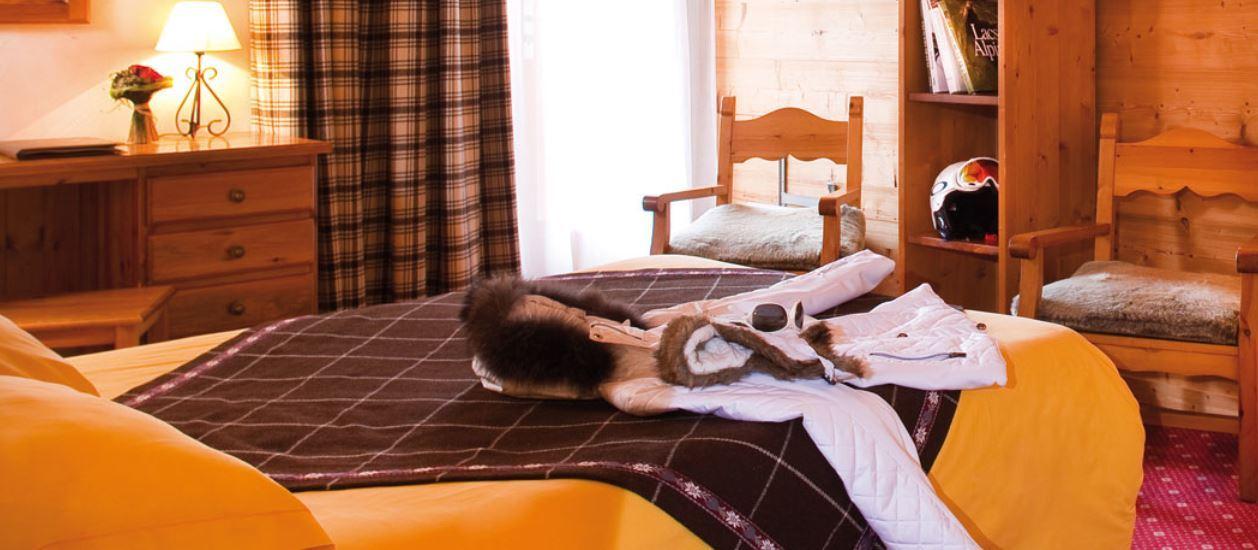 HOTEL LE SHERPA*** SAISON ETE