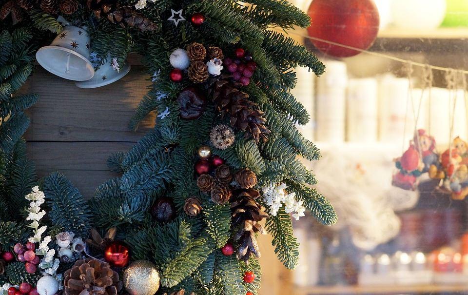 Tingsryds skrivareklubb på julskyltning